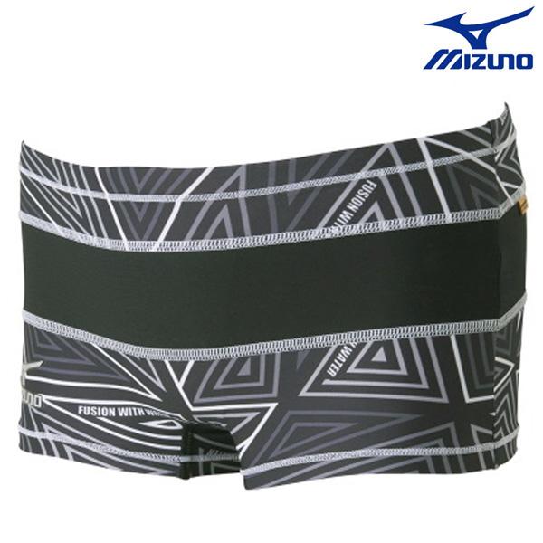 N2XB7072[09] MIZUNO 미즈노 숏 사각 탄탄이 수영복